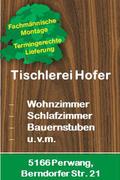 Tischlerei Hofer